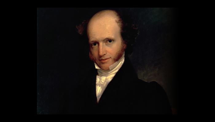Young Martin Van Buren
