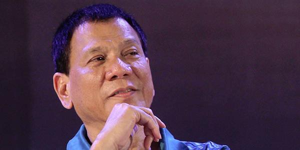 Rodribgo Duterte