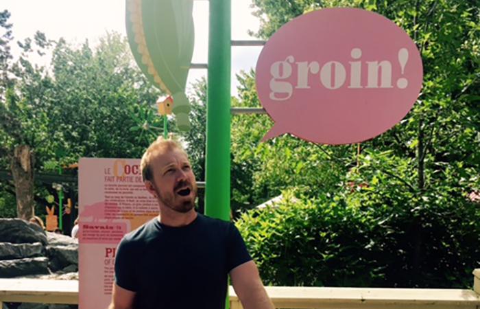 JD says groin