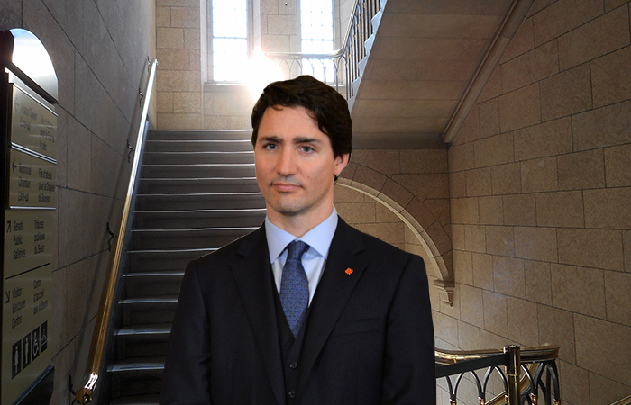 Justin Trudeau fan fiction
