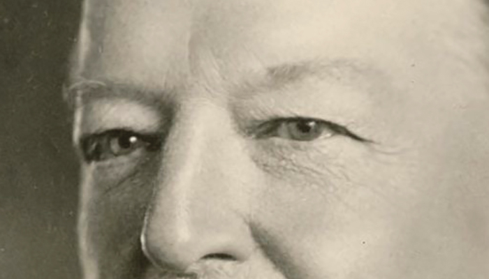 William Taft's eyebrows