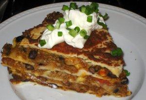 tortilla-pie