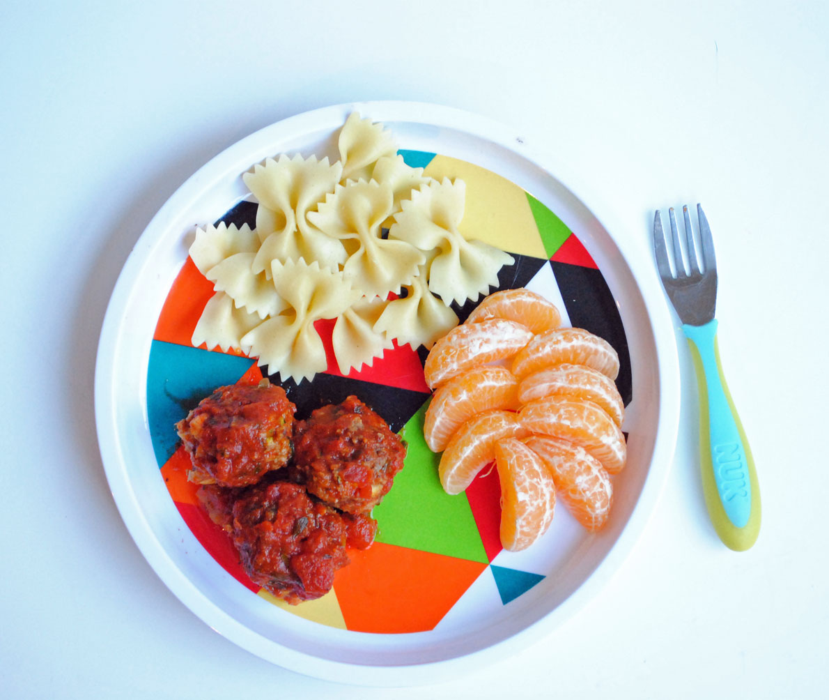 Meatballs With Zucchini And Carrot Hottie Biscotti