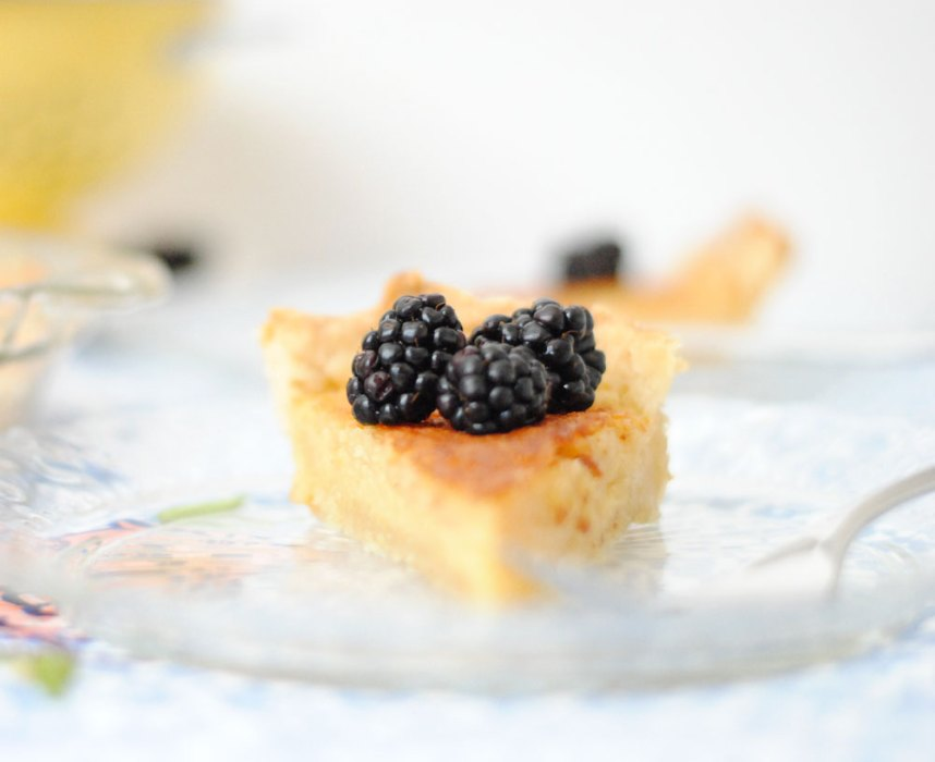 Buttermilk Chess Pie | Hottie Biscotti