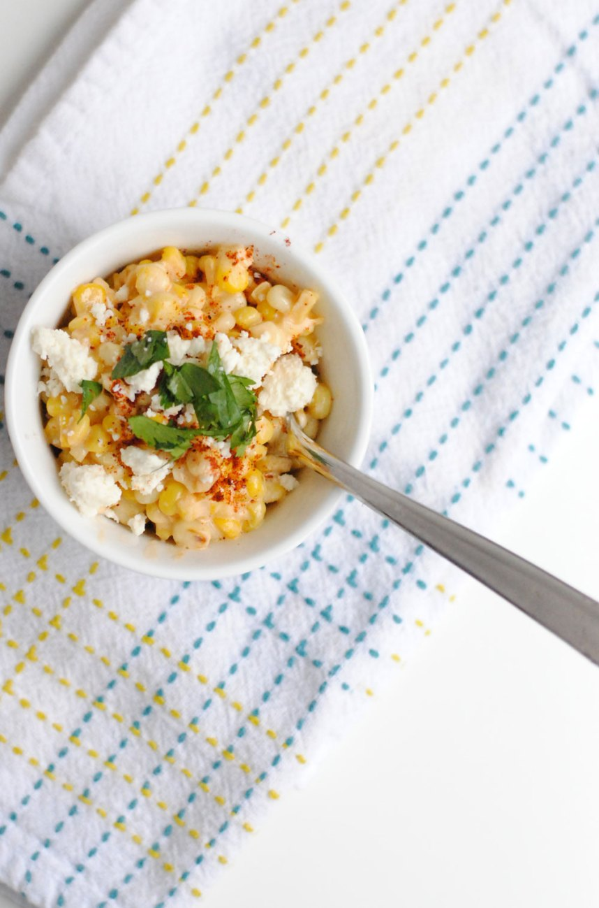 Mexican Street Corn | Hottie Biscotti