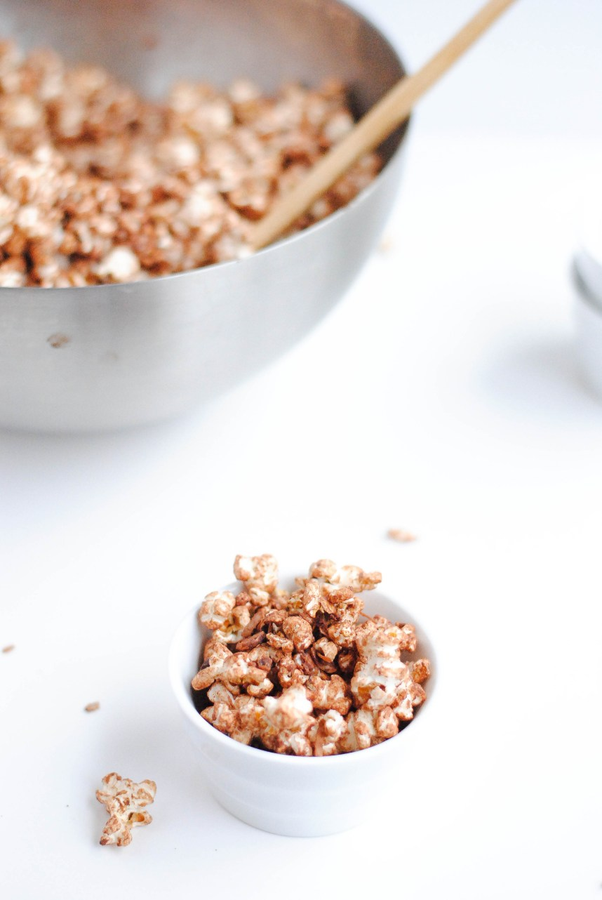 Almond Joy Popcorn-8