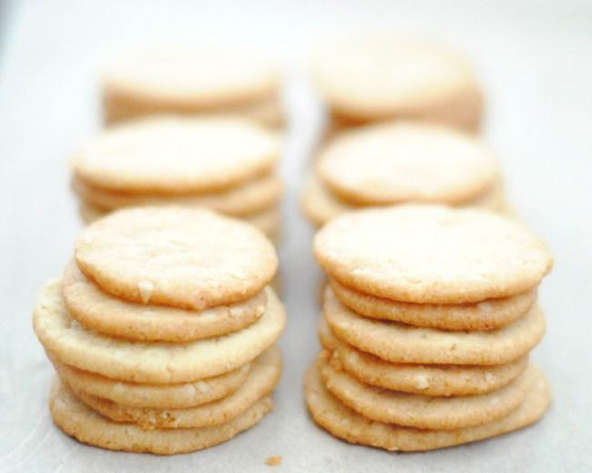 Rustic Almond Cookies-5
