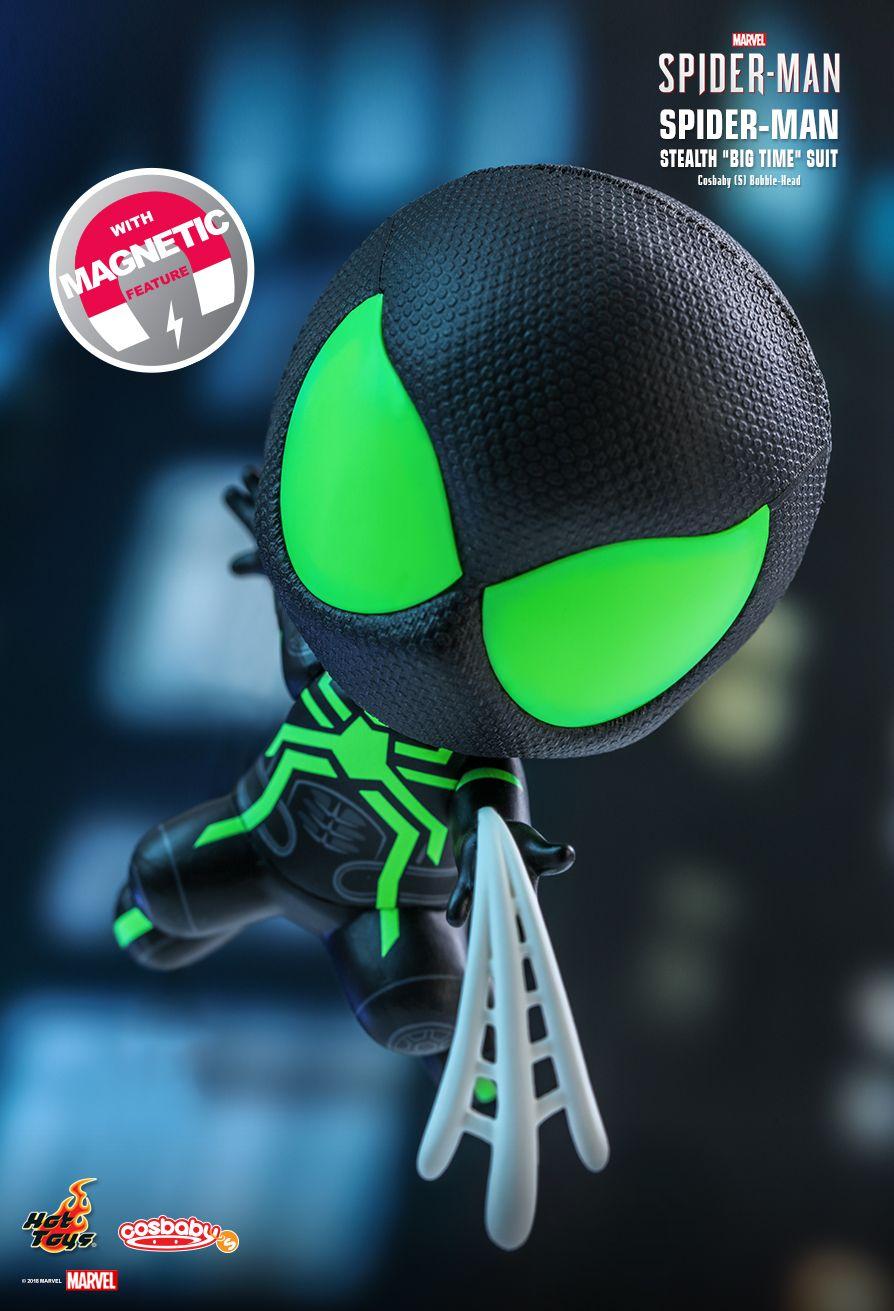 Hot Toys Marvel S Spider Man Spider Man Stealth Quot Big