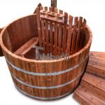 Houten hottub thermo hout basic