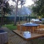 Hot Tub Werner Abbeel