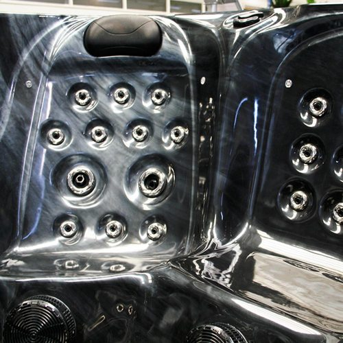 Chaser2 - 5 person Hot Tub Details Image-10
