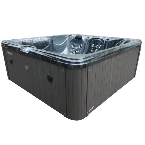 High Stream - 6 Person Hot Tub Details Image - 1