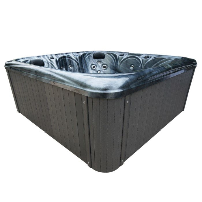 Long Stream - 6 Person Hot Tub Details Image-1