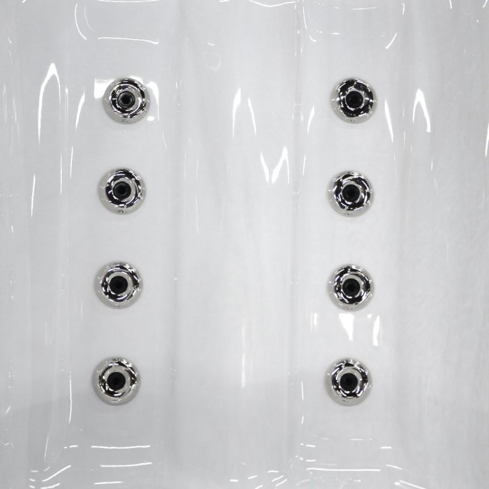 Silver Stream - 6 Person Hot Tub Details Image-2