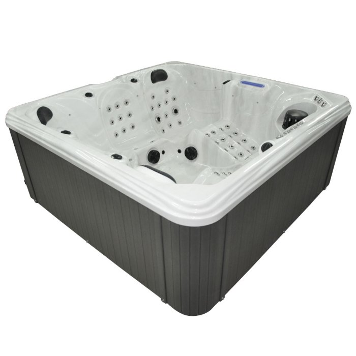Summer Stream - 5 Person Hot Tub Details Image-1