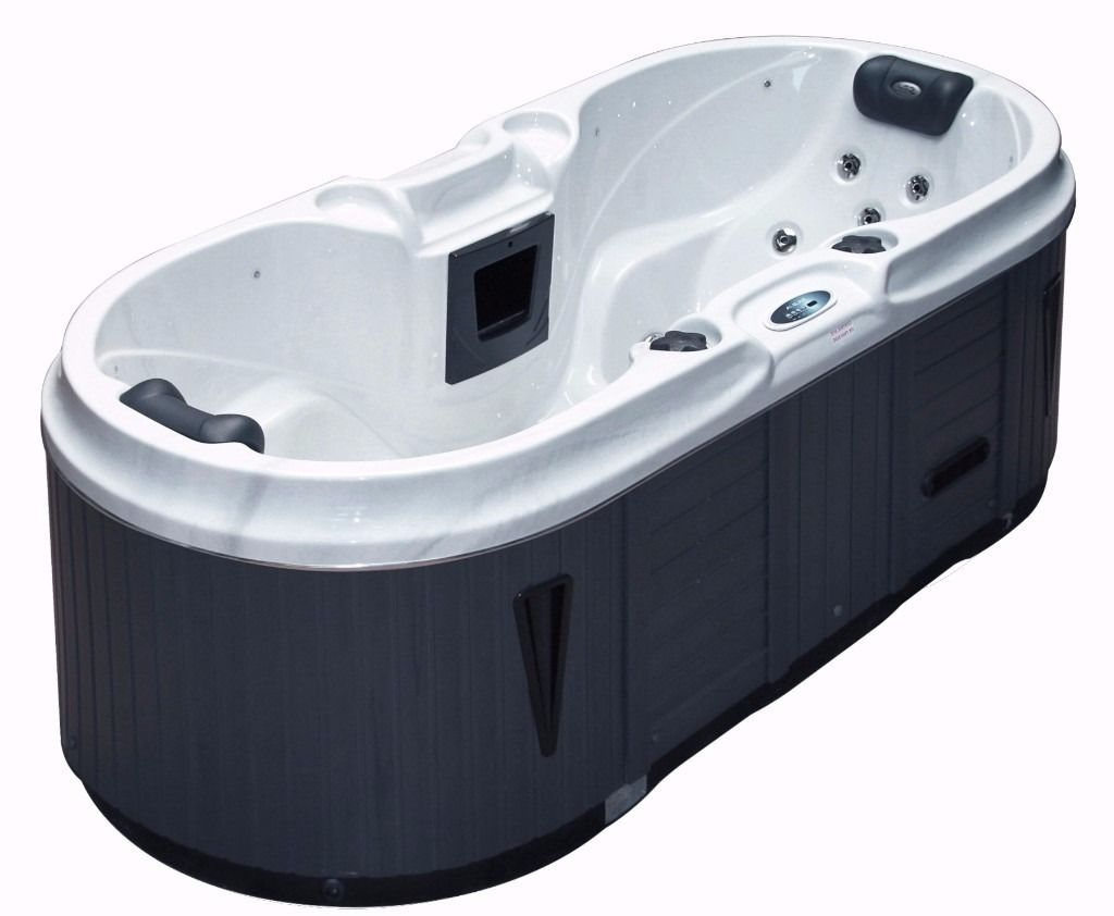 The Bliss Spa Two Person Indoor And Outdoor Portable Hot Tub