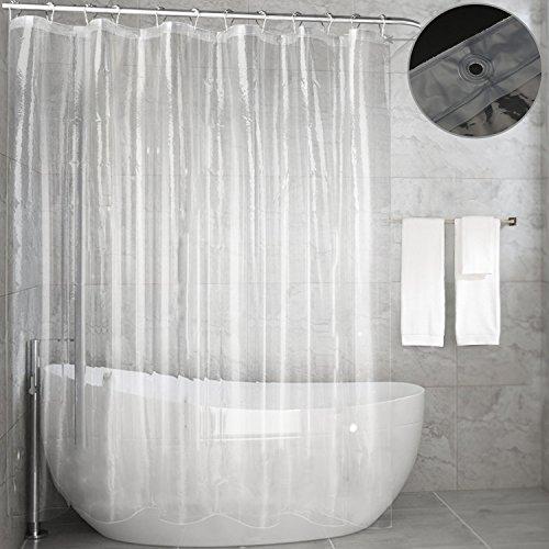 Shower Curtain LinerFeagar MoldampMildew Resistant