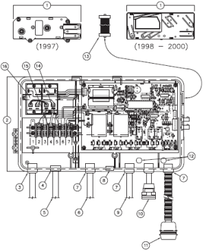 71434 Cord Replacement For Circulation Pump
