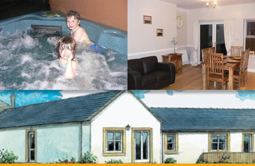 Mieklebob holiday cottages in Scotland