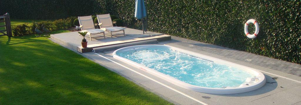 Jacuzzi Swim Spa Sale | Hot Tub Studio