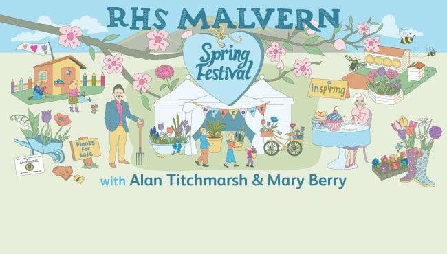 Malvern Spring Show 2016