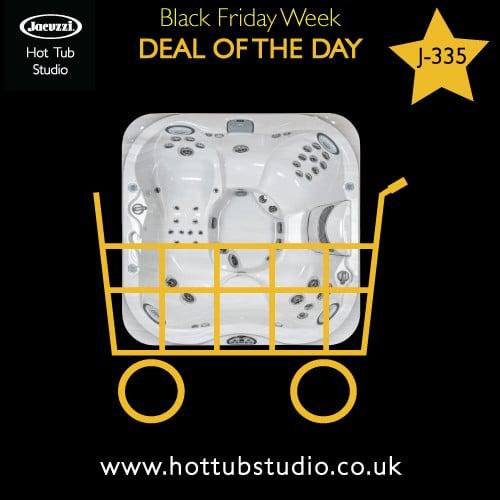Black Friday Hot Tub UK 2017