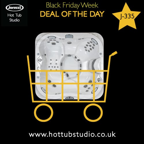 Black Friday Hot Tub UK 2017