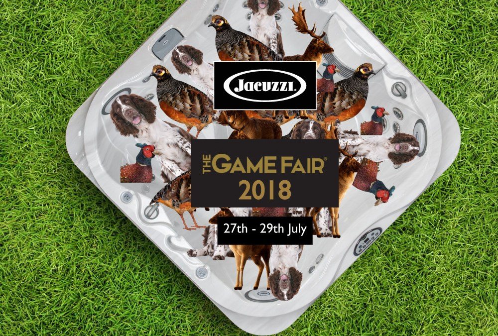 Hot Tubs at The Game Fair 2018