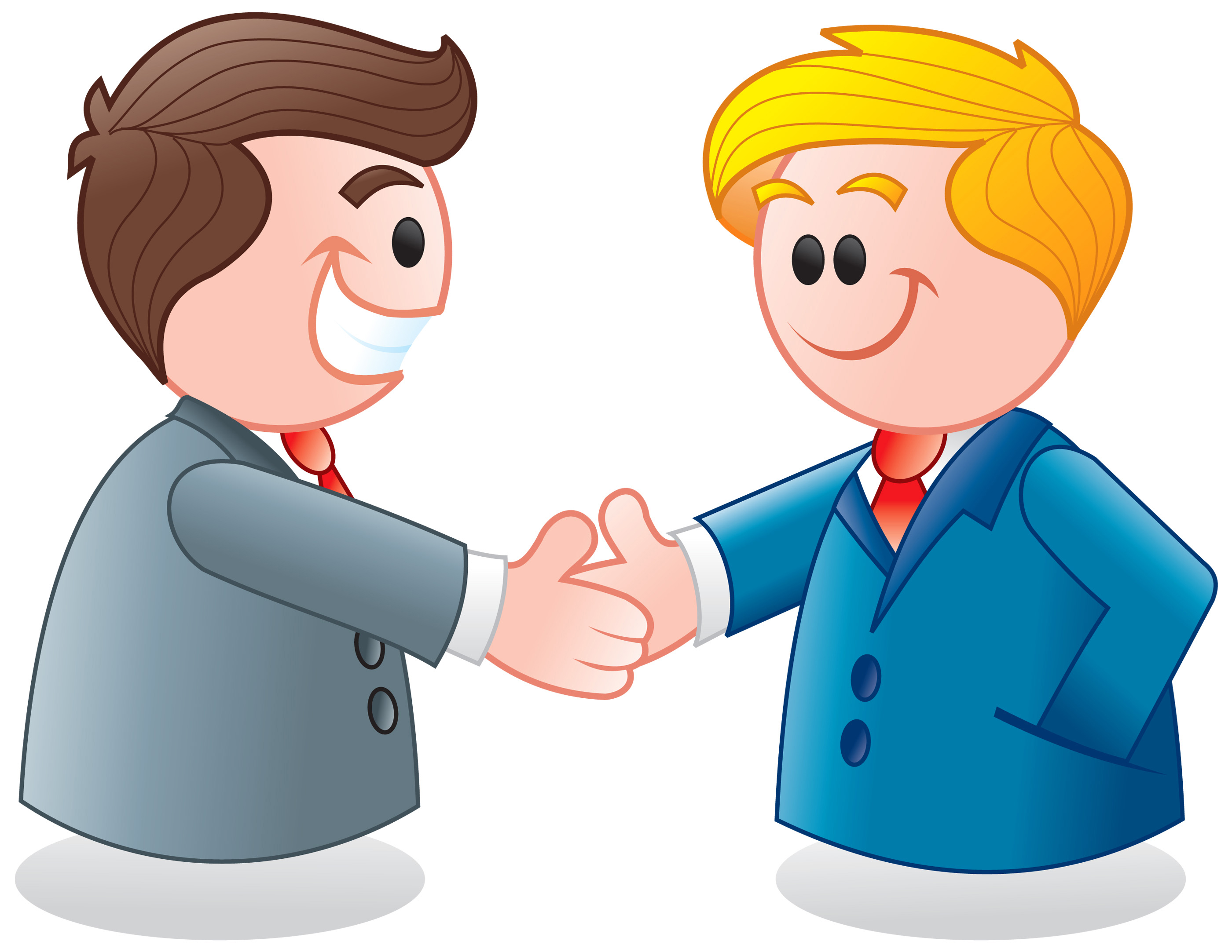 5 Reasons That We Are In The Business Of Making Friends
