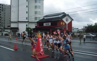 函館ハーフマラソン2015