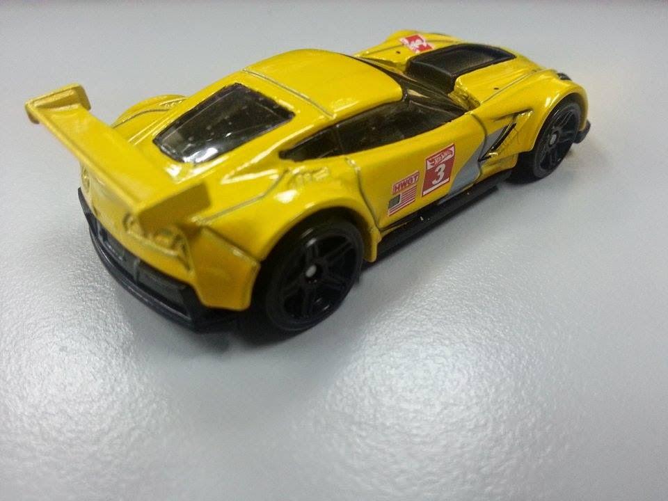 hot wheels Chevrolet Corvette C7R