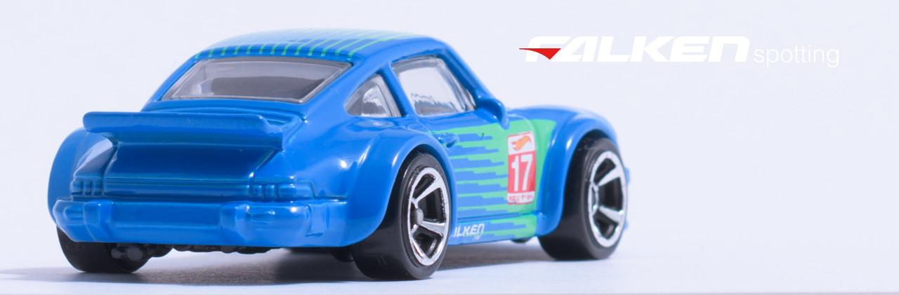 Hot Wheels : Une Porsche 934 Falken pour 2016