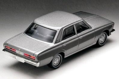 Tomytec-Tomica-Limited-Vintage-LV-181b-Toyota-Crown-Super-Deluxe-Argent-004