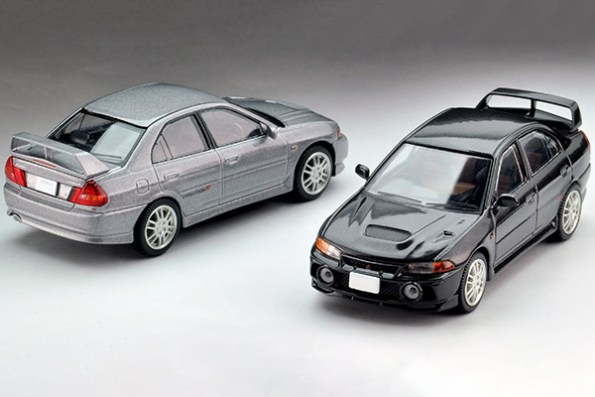 Tomytec-Tomica-Limited-Vintage-LV-N186b-Mitsubishi-Lancer-GSR-Evolution-IV-Noire-008
