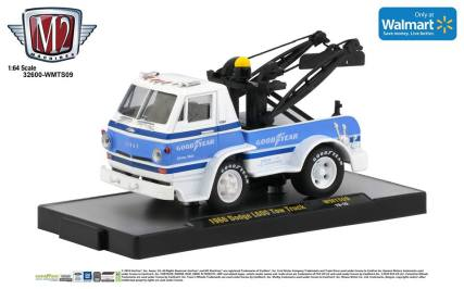 M2-Machines-2019-Goodyear-series-1966-Dodge-L600-Tow-Truck