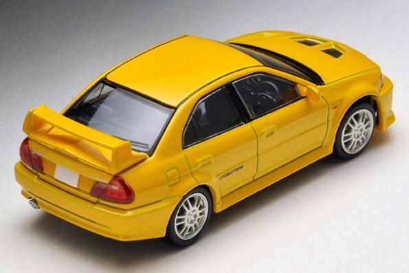 Tomica-Limited-Vintage-Neo-Mitsubishi-Lancer-GSR-Evolution-V-Yellow-2