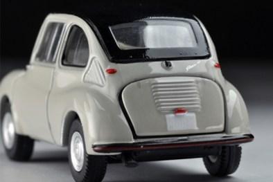 Tomica-Limited-Vintage-Neo-Subaru-360-Convertible-1960-Toit-ferme-4
