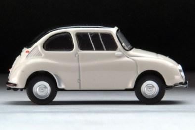 Tomica-Limited-Vintage-Neo-Subaru-360-Convertible-1960-Toit-ferme-7