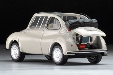 Tomica-Limited-Vintage-Neo-Subaru-360-Convertible-1961-Toit-ouvert-4