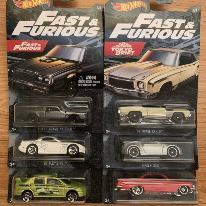 Hot Wheels : Encore une série Fast And Furious en approche