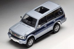 Tomica-Limited-Vintage-Neo-Pajero-Super-Exceed-Z-Silver-Blue-1