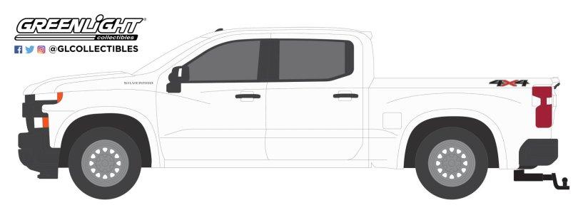 GreenLight-Collectibles-Blue-Collar-Series-6-2019-Chevrolet-Silverado-1500-WT