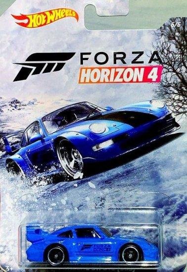 Hot-Wheels-2019-Forza-Horizon-4-Collection-Porsche-993-GT2