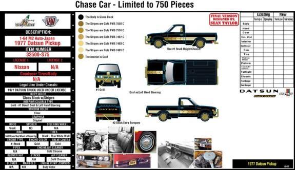 M2-Machine-Lil-Hustler-Series-1977-Datsun-620-Pickup-Chase-Truck