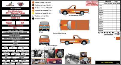 M2-Machine-Lil-Hustler-Series-1977-Datsun-620-Truck