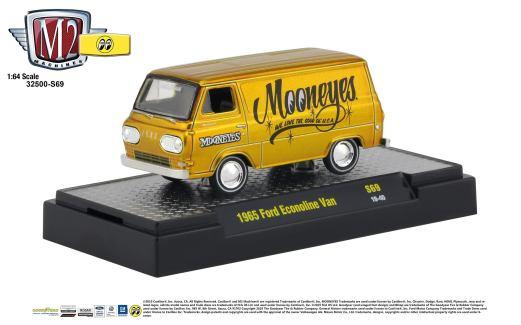 M2-Machines-Mooneyes-Liquid-Gold-Collection-1965-Ford-Econoline-Van