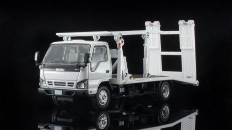 Tomica-Limited-Vintage-Isuzu-ELF-Hanamidai-Auto-Safety-Loader-Big-Wide-002