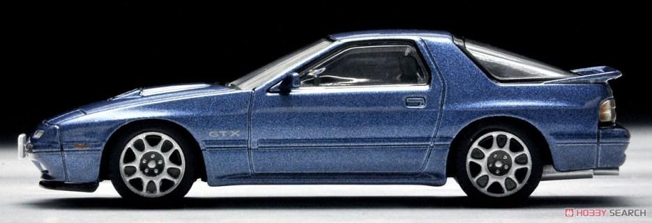 Tomica-Limited-Vintage-Mazda-Savanna-RX-7-GT-X-Bleue-005