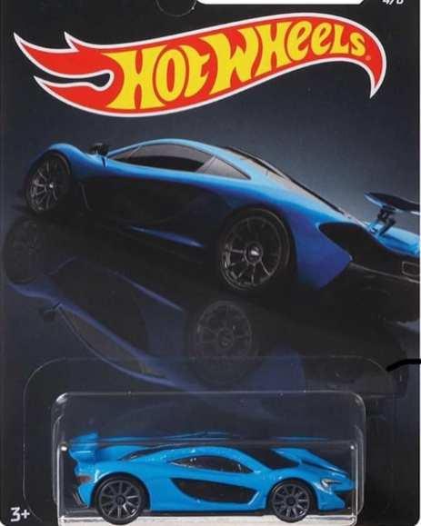 Hot-Wheels-Supercar-series-McLaren-P1