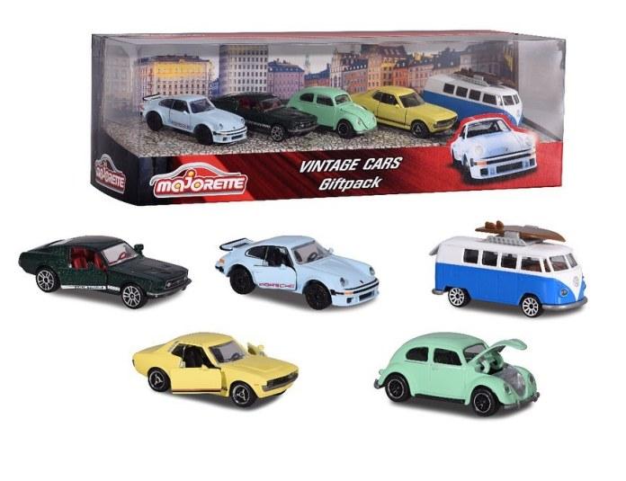 Majorette-Vintage-Cars-Giftpack